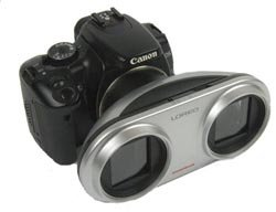 3D Lens for Canon Digital Camera