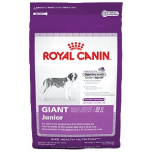 royal canin giant junior dry dog food chonburiiiii. Black Bedroom Furniture Sets. Home Design Ideas