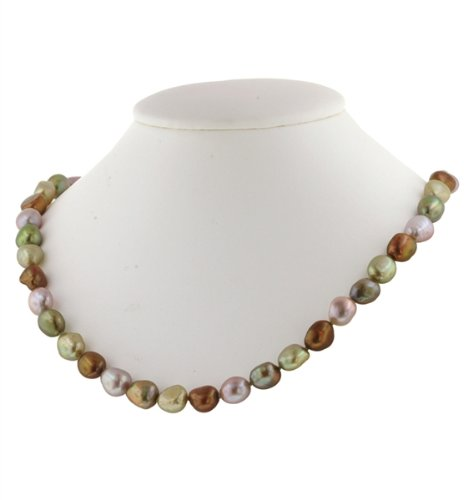 Rainforest Pearl Necklace