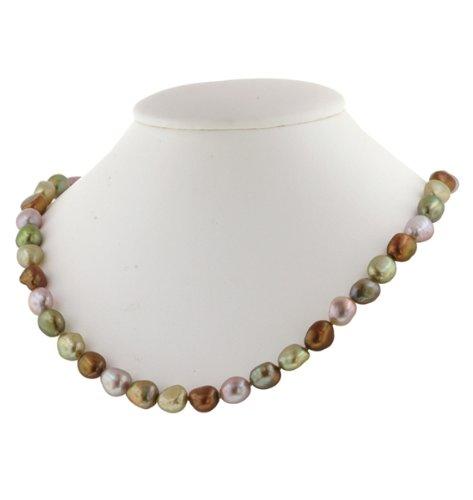 Rainforest Pearl Necklace