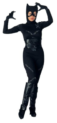 Catwoman Costume, Adult