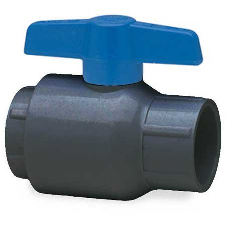 Spears 2622-007G PVC Schedule 80 Utility Ball Valves (Schedule 80 Pvc Ball Valve compare prices)