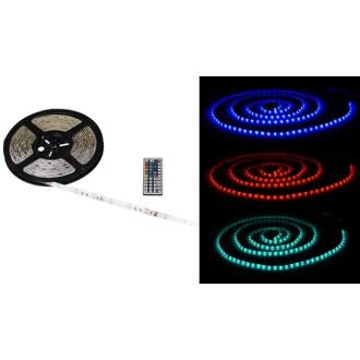 Energy Efficient Waterproof Color Led Tape Light Kit