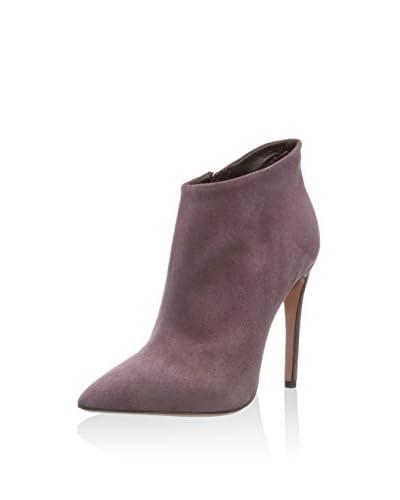 Oxitaly Zapatos abotinados Lila