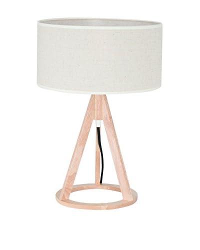 Thuis Mania tafellamp Wood Wood