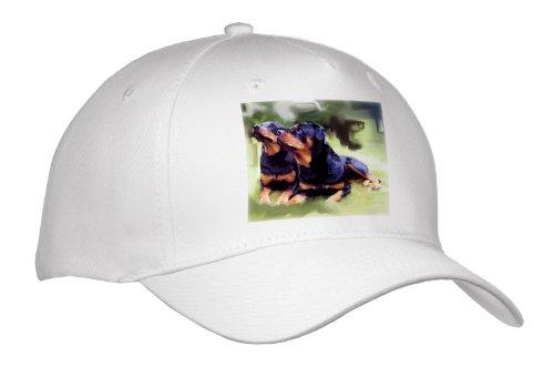 Dogs Rottweiler - Rottweiler - Caps - Adult Baseball Cap
