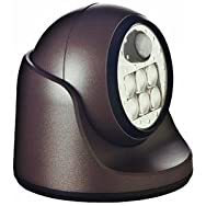Fulcrum Products, Inc20031-107Porch Motion Floodlight-BRONZE 6 LED PORCH LIGHT