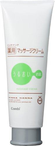 Combi コンビ ニンナナンナ 薬用マッサージクリーム 大容量タイプ 240g