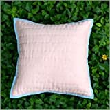 Cushion Casa Cushion Covers (Baby Pink)
