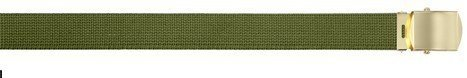 Rothco Military Web Belts - Olive Drab 4170 54""
