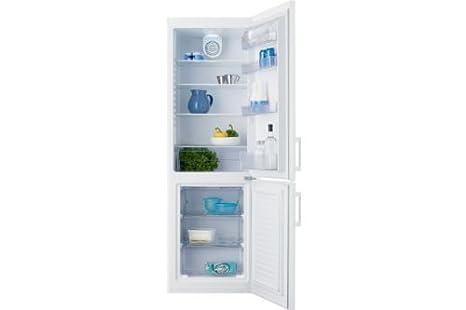 Brandt BFC3852PW réfrigérateur-congélateur - réfrigérateurs-congélateurs (Autonome, Bas-placé, A+, Blanc, ST, 4*)