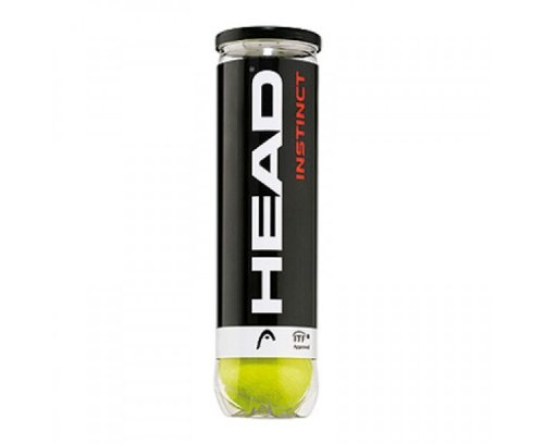 HEAD Instinct Tennis Balls (1 Dozen)