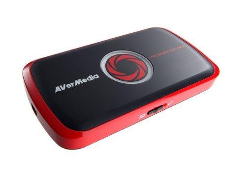 AVerMedia Live Gamer Portable AVT-C875 ポータブル・ビデオキャプチャーデバイス 日本正規代理店品 DV358 AVT-C875