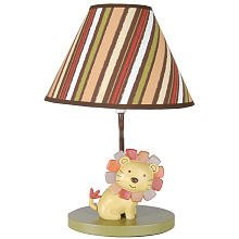 CoCaLo Baby Nali Jungle Lamp Base & Shade