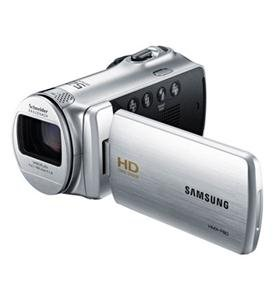 Samsung HMX-F80 Flash Memory HD Digital Video Camcorder (Silver)