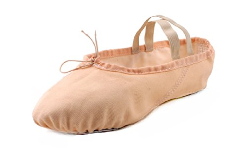 Luckers Girl'S Pink Ballet Shoes (Y13)