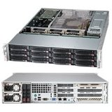 Supermicro 2U Chassis 920W Redundant High-Efficiency