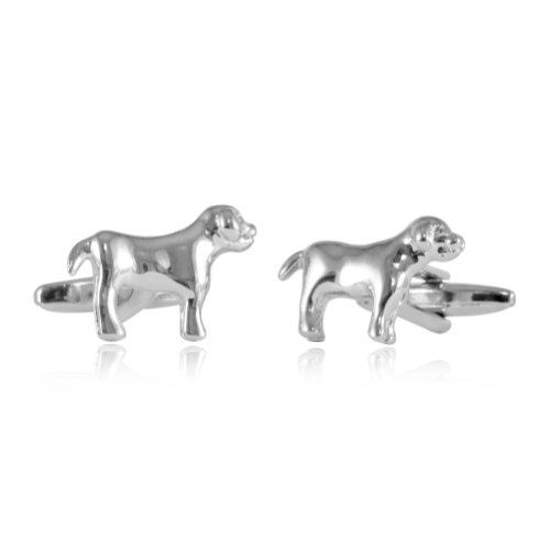 Cuff-Daddy Dog Cufflinks Retriever or Lab