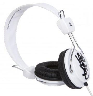 Wesc White Conga Headphones