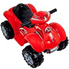 Rockin' Rollers Rally Racer Battery - Powered 4x4 ATV Red