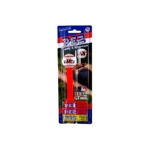 1 PEZ Candy Dispenser MLB San Francisco Giants