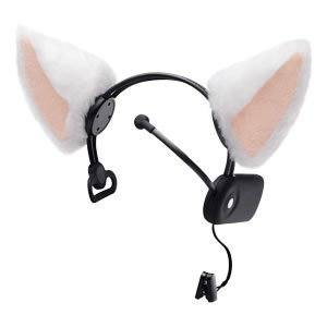 Brainwave Emotion Controlled Cat Ears by Necomimi- Cosplay Headband from NeuroSky