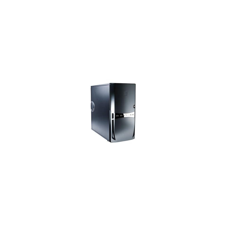 New Antec Case Sonata Proto Atx Mid Tower 3/2/(4) Bays Usb Audio Black Elegantly Silent Professional