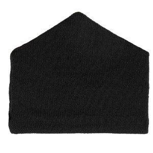 Buy Turtle Fur - Mens Solid Classic Wool Ski Hat Peak, Black by Turtle Fur