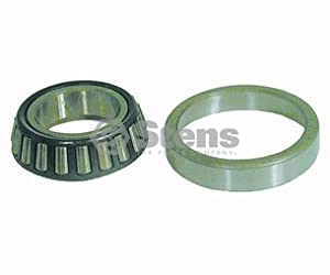 Stens 215-350 Roller Bearing Set Replaces Troy Bilt Gw-11522 Woods 2303 John Deere Jd8187 Jd8225 Ariens 05404700 05404600 Cushman 320112 386767 by Stens