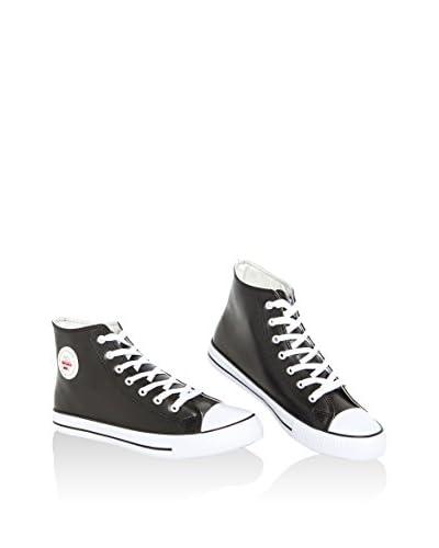 Nebulus Sneaker High Evo [Nero]