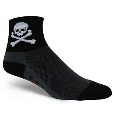 Buy Low Price Primal Wear Men's Jolly Roger Cycling Sock – JOR1X10U (B001IDWCHW)