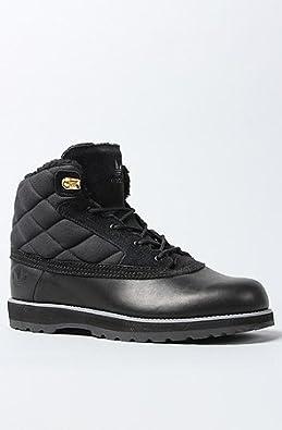 adidas The Adi Navvy Quilt Boot,7,Black