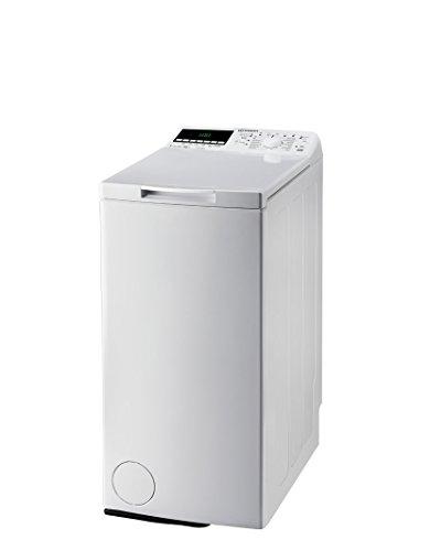 Indesit ITW E 71253 W DE Waschmaschine TL / A+++ / 174,0 kWh/Jahr / 1200 UpM / 7 kg / 8900,0 L/Jahr / 15-min-Expressprogramm/Aquastopp / weiß