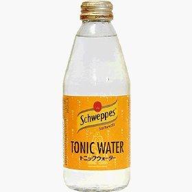 シュウェップス トニックウォーター 瓶 250ml×24本