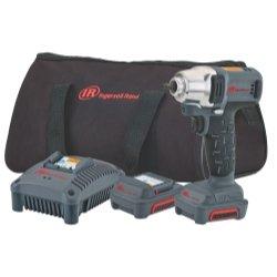 "Ingersoll Rand (Irtw1120-K2) Iqv12 1/4"" Drive Cordless Impactool Kit"