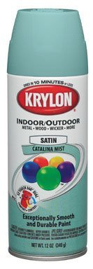 Diversified Brands K03529 CATALINA MIST SATIN; Satin Touch Paints [PRICE is per CAN]