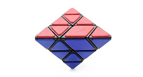 Cube Twist Irregular Bandaged Pyraminx/Triangle Puzzle Magic Cube - (Premium Quality)