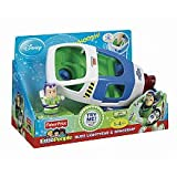 Fisher-Price Disney Little People Large Vehicle - Buzz Lightyear and Spaceship