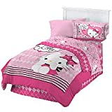 Hello Kitty Sweet and Sassy Full Comforter Set