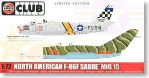 f-86-saber-mig-15-2-aircraft-set-korean-war-ver-plastic-model