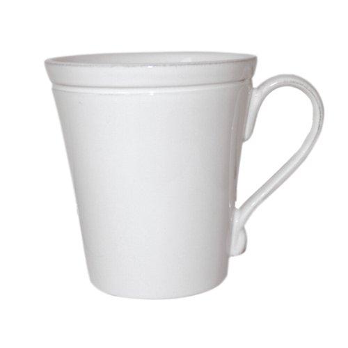 Clos Du Manoir Antique White Mug, Set Of 6, 12Oz