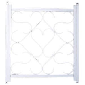 Camco 43991 Aluminum Screen Door Deluxe Grille