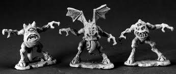 Hordlings (3) Miniatures - 1
