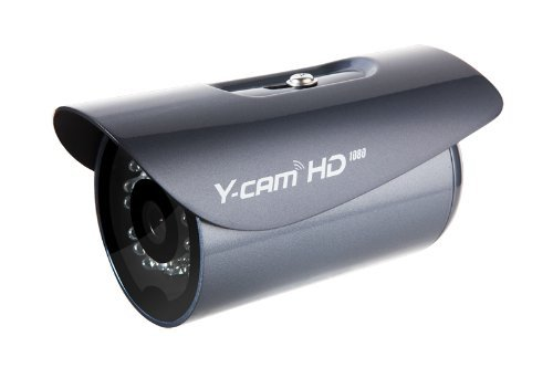Y-cam Bullet HD 1080 Network Camera (YCBLHD6)