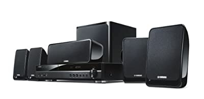 Yamaha Bdx-610bl Blu-ray Home Theater System by YAMAHA