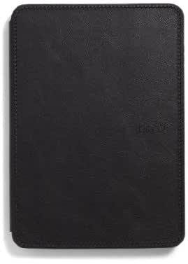 Funda de cuero Amazon para Kindle Touch, color negro (sólo sirve para el Kindle Touch)