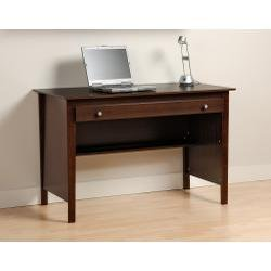 Buy Low Price Comfortable Contemporary Computer Desk in Espresso EWD4730 (B003ND3W2O)