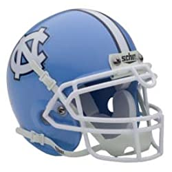 North Carolina Tar Heels Authentic Mini Helmet