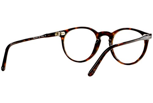 Polo PH2083 Eyeglass Frames 5003-48 - Shiny Dark Havana ...