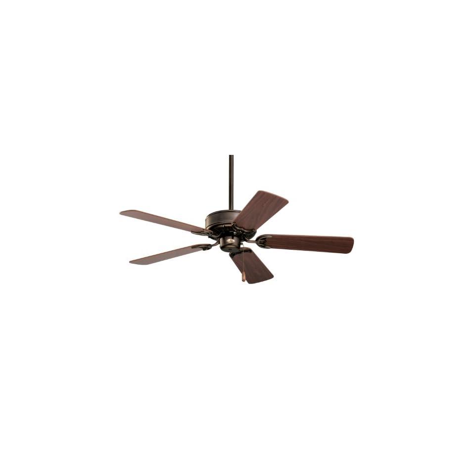 Emerson CF704ORB Northwind 5 Blade Ceiling Fan in Oil